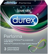 Парфюми, Парфюмерия, козметика Презервативи - Durex Performa