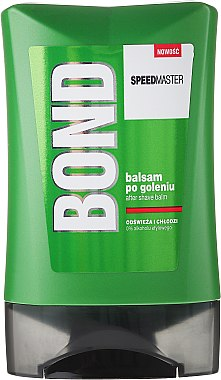 Балсам за след бръснене - Bond Speedmaster After Shave Balm — снимка N2