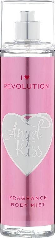 Парфюмен спрей за тяло - I Heart Revolution Angel Kiss Body Mist — снимка N1