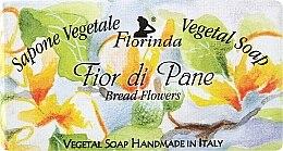 Парфюми, Парфюмерия, козметика Натурален сапун - Florinda Sapone Vegetale Vegetal Soap Bread Flowers