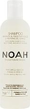 Парфюмерия и Козметика Овлажняващ шампоан с резене - Noah