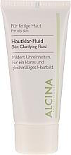 Почистващ флуид за мазна кожа - Alcina FM Skin Clarifying Fluid — снимка N3