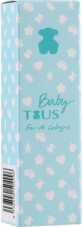 Tous Baby Tous - Одеколон (мини) — снимка N1