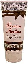 Парфюми, Парфюмерия, козметика Душ гел - Christina Aguilera Royal Desire
