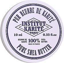 Парфюмерия и Козметика Нерафинирано масло от ший 100% - Institut Karite Fragrance-free Shea Butter