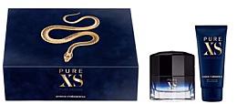 Парфюми, Парфюмерия, козметика Paco Rabanne Pure XS Gift Set - Комплект (edt/50ml+sh/gel/100ml)