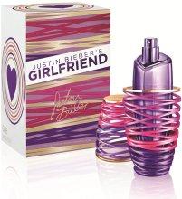 Justin Bieber Girlfriend - Парфюмна вода ( тестер без капачка )  — снимка N3