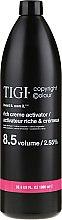 Парфюми, Парфюмерия, козметика Активатор 2.55% - TIGI Colour Activator 8.5vol / 2.55%