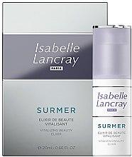 Парфюмерия и Козметика Хидратиращ серум за лице с наночастици - Isabelle Lancray Surmer Vitalizing Beauty Elixir