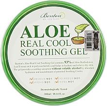 Парфюмерия и Козметика Универсален успокояващ гел с 93% алое вера - Benton Aloe Real Cool Soothing Gel