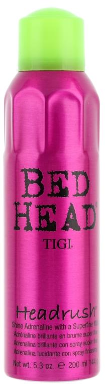Интензивен блясък за косата - Tigi Bed Head Biggie Headrush Hair Spray