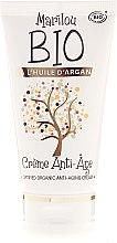 Парфюмерия и Козметика Подмладяващ крем за лице с арганово масло - Marilou Bio Creme Anti-Age
