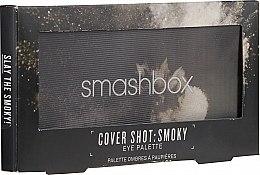 Парфюми, Парфюмерия, козметика Палетка сенки за очи - Smashbox Cover Shot Eye Palettes Smoky