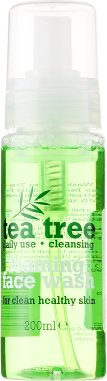 Измиваща пяна за лице - Xpel Marketing Ltd Tea Tree Foaming Face Wash