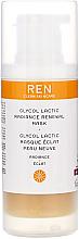 Парфюмерия и Козметика Маска за озарена кожа с гликолова и млечна киселина - Ren Radiance Glycol Lactic Renewal Mask