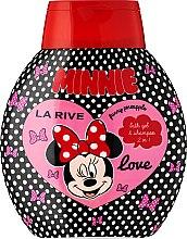 La Rive Minnie - Комплект (парф. вода/50ml+душ гел 2в1/250ml) — снимка N3