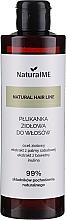 Парфюмерия и Козметика Обливка за коса с билков оцет - NaturalME Natural Hair Balm
