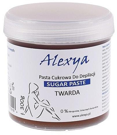 Депилираща захарна паста за тяло - Alexya Sugar Paste Twarda