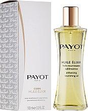 Парфюми, Парфюмерия, козметика Масло за лице и коса - Payot Enhancing Nourishing Oil
