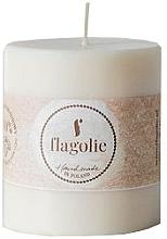 Парфюмерия и Козметика Соева свещ - Flagolie Candle
