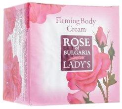 Парфюмерия и Козметика Крем за тяло за повишаване на еластичността на тялото - BioFresh Rose of Bulgaria