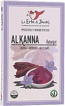 Парфюмерия и Козметика Пудра от айважива за коса - Le Erbe di Janas Alkanna