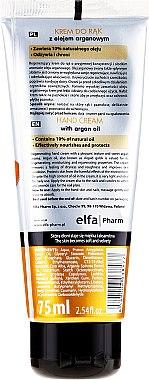 Регенериращ крем за ръце - Dr. Sante Hand Cream Argan Oil — снимка N2