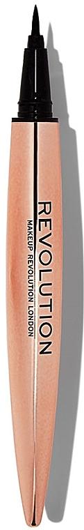 Очна линия - Makeup Revolution Renaissance Flick Eyeliner