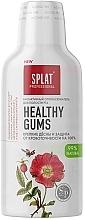 Парфюмерия и Козметика Антибактериална вода за уста с шипка и витамин С - SPLAT Healthy Gums