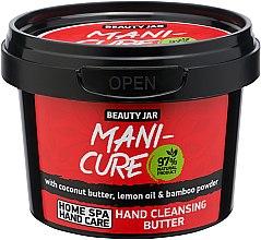 Парфюми, Парфюмерия, козметика Почистващо масло за ръце - Beauty Jar Mani-Cure Hand Cleansing Butter