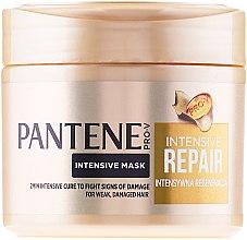 """Парфюми, Парфюмерия, козметика Интензивна маска за коса """"Интензивно възстановява - Pantene Pro-V Intensive Repair Intensive Mask"""