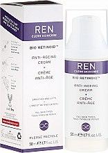 Парфюми, Парфюмерия, козметика Антистареещ крем за лице - Ren Bio Retinoid Anti-Ageing Cream