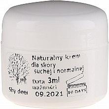 Парфюми, Парфюмерия, козметика Крем за суха и нормална кожа - Shy Deer Natural Cream (мостра)