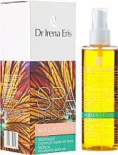 Парфюми, Парфюмерия, козметика Подхранващо масло за тяло - Dr Irena Eris Spa Resort Mauritius Tropical Nourishing Body Oil