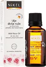 Парфюми, Парфюмерия, козметика Масло от дива роза - Nikel Wild Rose Oil
