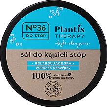 Парфюмерия и Козметика Соли за стъпала - Pharma CF No.36 Plantis Therapy Foot Bath Salt