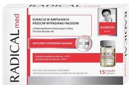 Парфюми, Парфюмерия, козметика Комплекс ампули против косопад за мъже - Radical Med Anti Hair Loss Ampoule Treatment For Men