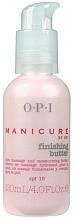 Парфюмерия и Козметика Хидратиращо масажно крем-масло за ръце - O.P.I. Manicure Finishing Butter SPF 15
