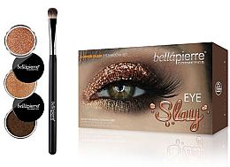 Парфюмерия и Козметика Комплект сенки за очи - Bellapierre Eye Slay Kit Copper Glam