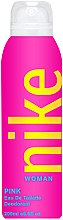 Парфюми, Парфюмерия, козметика Nike Pink Woman - Дезодорант