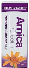 Парфюмерия и Козметика Крем за тяло с арника - Holland & Barrett Arnica Cream