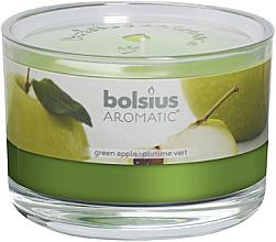 """Парфюми, Парфюмерия, козметика Ароматна свещ в бурканче """"Зелена ябълка"""" - Bolsius Candle"""