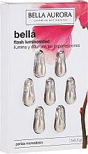 Парфюмерия и Козметика Капсули за лице - Bella Aurora Flash Luminosity Facial Treatment
