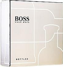 Парфюмерия и Козметика Hugo Boss Boss Bottled - Комплект (тоалетна вода/100ml + тоалетна вода/30ml)