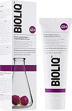 Парфюмерия и Козметика Укрепващ и изглаждащ нощен крем - Bioliq 45+ Firming And Smoothing Night Cream