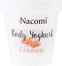 """Парфюми, Парфюмерия, козметика Йогурт за тяло """"Солен карамел"""" - Nacomi Body Jogurt Salt Caramel"""