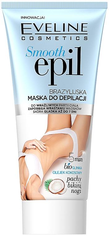Бразилска маска за депилация - Eveline Cosmetics Smooth Epil