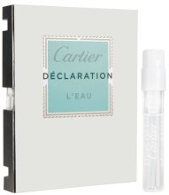 Парфюми, Парфюмерия, козметика Cartier Declaration L`Eau - Тоалетна вода (мостра)