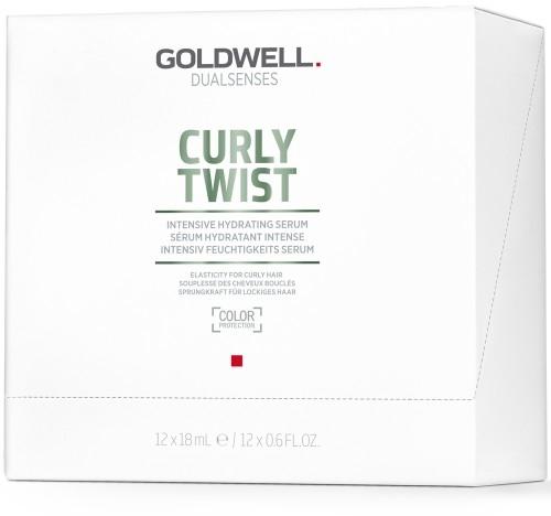 Серум за чуплива коса - Goldwell Dualsenses Curly Twist Intensive Hydrating Serum — снимка N2
