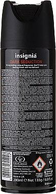 Дезодорант за мъже - Insignia Body Deodorant Dark Seduction — снимка N2
